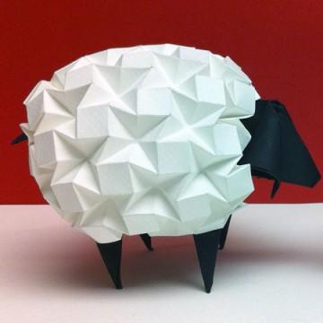 רוצים להתקפל – סדרת פוסטים העוסקת בהשראת האמנות האוריגמית